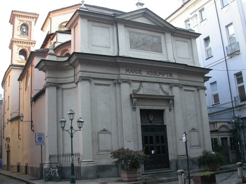 Santa Maria di Piazza: la facciata ottocentesca